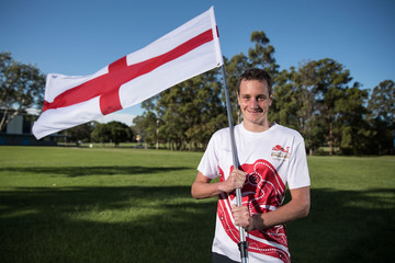 Alistair Brownlee Team England Athletics Squad Prepare for 2018 Commonwealth Games