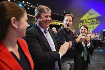 Alistair Carmichael Liberal Democrats Annual Party Conference: Day 3
