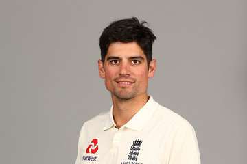 Alistair Cook England Headshots Session