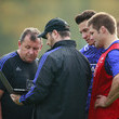 Alistair Rogers New Zealand All Blacks Training Session
