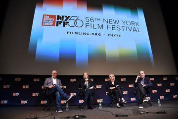 Alisyn Camerota 56th New York Film Festival - 'Divide And Conquer: The Story Of Roger Ailes'