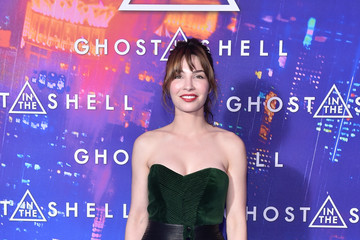 Alix Benezech 'Ghost in the Shell' Paris Premiere
