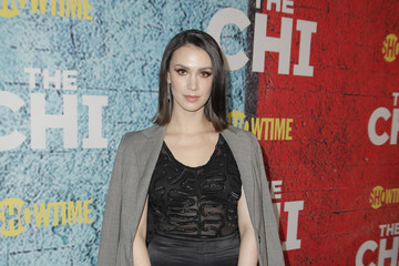 Alixandra von Renner Premiere of Showtime's 'The Chi' - Red Carpet