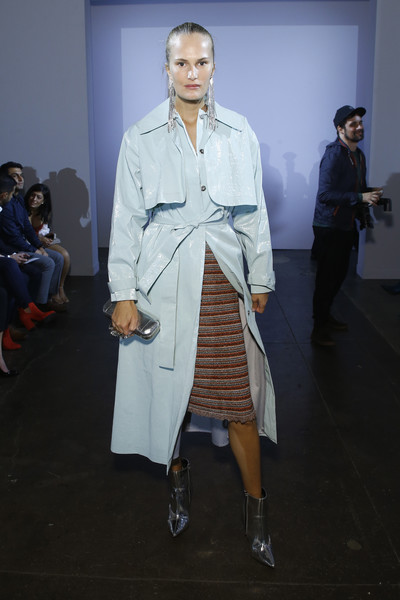 Nonie - Front Row - September 2018 - New York Fashion Week: The Shows