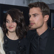 Shailene Woodley and Theo James Photos