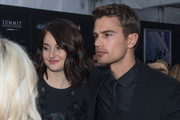 Shailene Woodley and Theo James Photos Photo