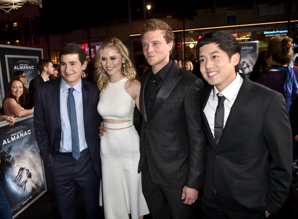 'Project Almanac' Premieres in Hollywood