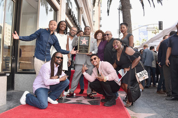 Allen Maldonado Tracy Morgan's Star Ceremony On The Hollywood Walk Of Fame