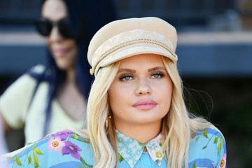 Alli Simpson Camila Cabello Celebrates The Launch Of Her HAVANA Makeup Collection With L'Oreal Paris