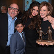 Willie Garson and Selena Gomez Photos