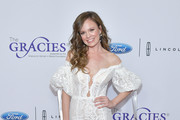 Rachel Boston attends the 44th Annual Gracies Awards, hosted by The Alliance for Women in Media Foundation at the Beverly Wilshire Four Seasons Hotel on May 21, 2019 in Beverly Hills, California.