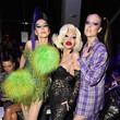 Allie X The Blonds - Front Row - February 2020 - New York Fashion Week: The Shows
