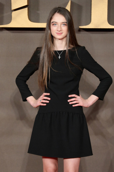 Raffey Cassidy - Zimbio Robert Downey Jr Movies