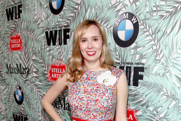 Allison Schroeder Tenth Annual Women In Film Pre-Oscar Cocktail Party Presented By Max Mara And BMW - Red Carpet