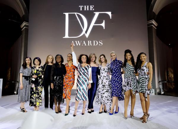 10th Annual DVF Awards - Inside