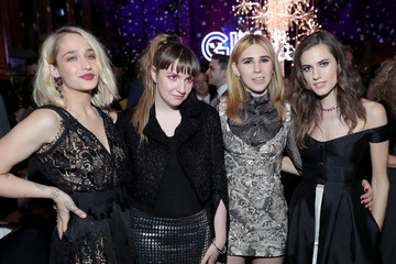 Allison Williams Jemima Kirke The New York Premiere Of The Sixth & Final Season Of 'Girls' - After Party