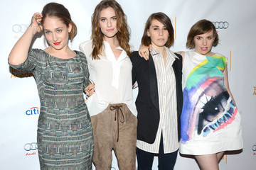 """Allison Williams Jemima Kirke The Television Academy Presents An Evening With """"Girls"""""""