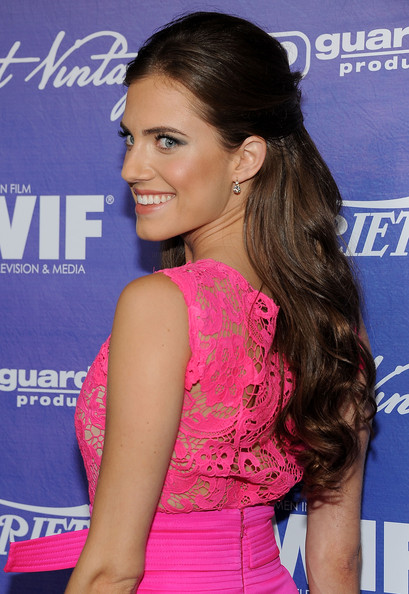 Allison Williams - Variety And Women In Film Pre-Emmy Event - Arrivals
