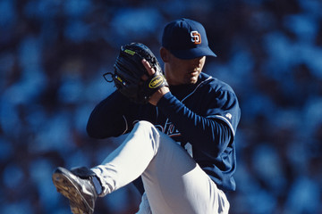 Trevor Hoffman Allsport USA Edit And Rescans DI