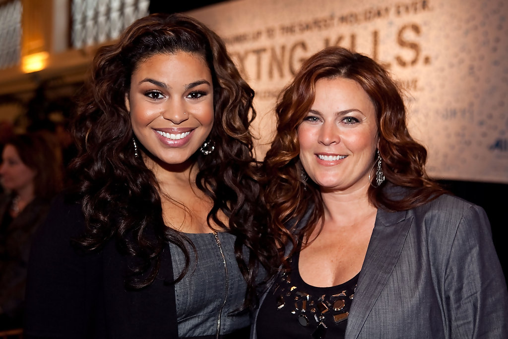 Jordin Sparks and Jodi Sparks Photos Photos - Allstate 'X the TXT ...