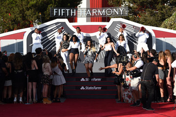 Ally Brooke Camila Cabello Arrivals at the MTV Video Music Awards — Part 2
