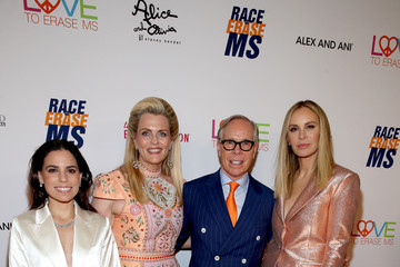 Ally Hilfiger 26th Annual Race To Erase MS - Red Carpet
