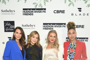 Ally Love Melissa Wood - Tepperberg Hudson River Park Friends Playground Committee Fourth Annual Luncheon - Arrivals