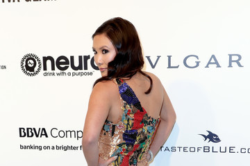 Ally Maki 25th Annual Elton John AIDS Foundation's Oscar Viewing Party - Arrivals