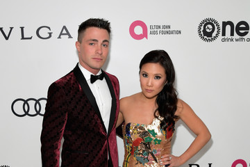 Ally Maki 25th Annual Elton John AIDS Foundation's Oscar Viewing Party With Cocktails by Clase Azul Tequila and Chopin Vodka