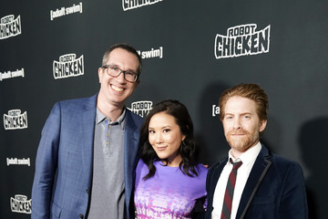 Ally Maki Adult Swim Presents 'Robot Chicken' Season 10 Premiere