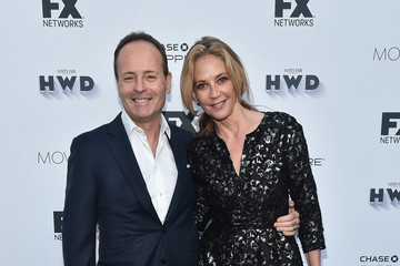 Ally Walker Vanity Fair and FX's Annual Primetime Emmy Nominations Party - Arrivals