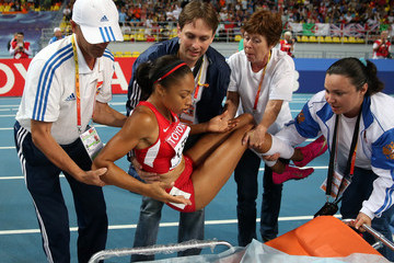 Allyson Felix IAAF World Athletics Championships: Day 7