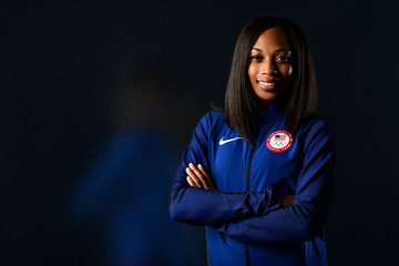 Allyson Felix USOC Portraits for Rio2016