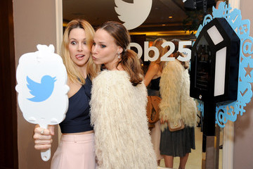 Alona Tal IMDb's 25th Anniversary Party Co-Hosted by Amazon Studios, Presented by VISINE