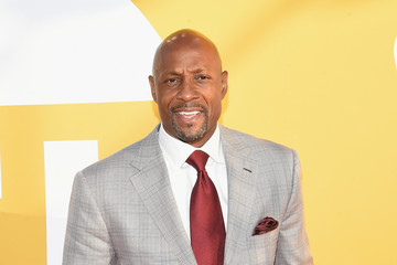 Alonzo Mourning 2017 NBA Awards Live On TNT - Arrivals