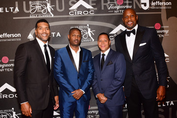 Alonzo Mourning Erving Classic Black Tie Ball & Pairings Party