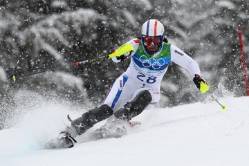 Claire Dautherives Olympic Alpine Skiing - Day 15