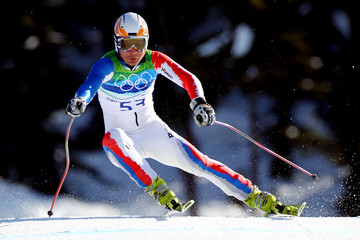 Alexandr Horoshilov Alpine Skiing - Day 8