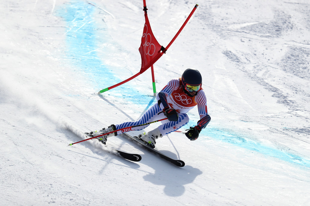 Tommy Ford Tommy Ford Photos Alpine Skiing Winter Olympics Day 9 Zimbio