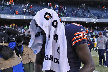 Alshon Jeffery Green Bay Packers v Chicago Bears