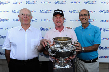 Georges Barbaret Alstom Open de France - Round Four