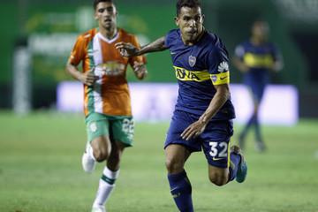Alvarez Banfield v Boca Juniors - Superliga 2017/18