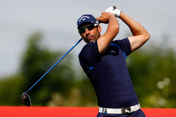 Alvaro Quiros BMW International Open - Day One
