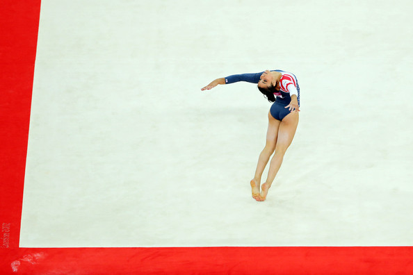 floor gymnastics olympics. Aly Raisman Photos - 1580 Of 1793. Olympics Day 11 Gymnastics Floor I