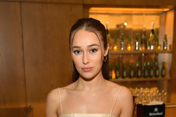 Alycia Debnam-Carey The Hollywood Reporter's 7th Annual Nominees Night Presented by Mercedes-Benz, Century Plaza Residences, and Heineken USA - Inside
