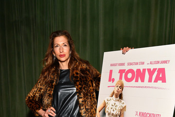 Alysia Reiner 'I, Tonya' New York Premiere - After Party