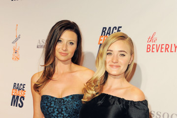 Alyson Michalka 23rd Annual Race To Erase MS Gala - Red Carpet