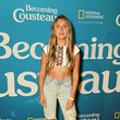 Alyssa Bossio NY Premiere Of National Geographic Documentary Films' BECOMING COUSTEAU