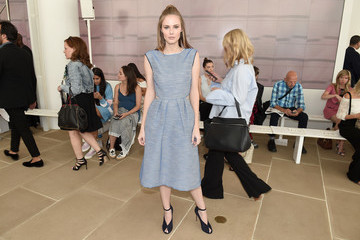 Alyssa Campanella Monique Lhuillier - Front Row - September 2016 - New York Fashion Week
