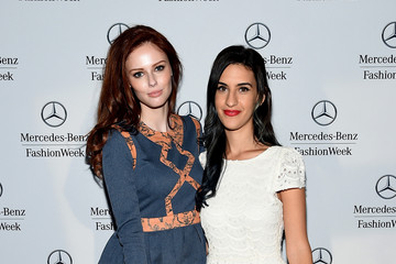 Alyssa Campanella Mercedes-Benz Fashion Week Spring 2015 - Official Coverage - People And Atmosphere Day 5